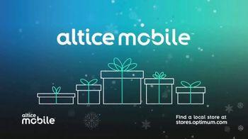 Altice Mobile TV Spot, 'Holidays: Lasts a Lifetime'