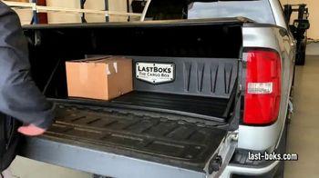 LastBoks Truck Cargo Box TV Spot, 'Secure Your Cargo' - Thumbnail 4