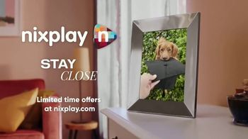 Nixplay TV Spot, 'Empty Nest: Photos of Milo' - Thumbnail 9
