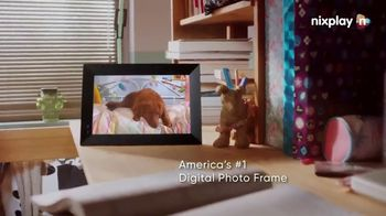 Nixplay TV Spot, 'Empty Nest: Photos of Milo' - Thumbnail 2