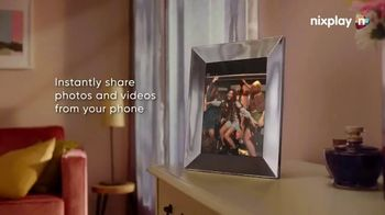 Nixplay TV Spot, 'Empty Nest: Photos of Milo' - Thumbnail 3