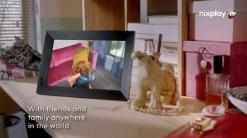 Nixplay TV Spot, 'Empty Nest: Photos of Milo' - Thumbnail 5