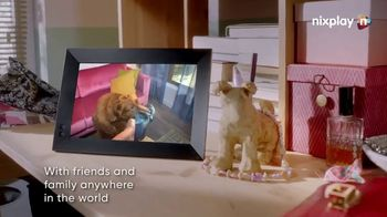 Nixplay TV Spot, 'Empty Nest: Photos of Milo' - Thumbnail 6