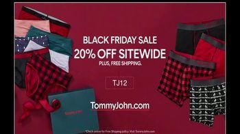 Tommy John Black Friday TV Spot, 'Obsessed: Boxers' - Thumbnail 8