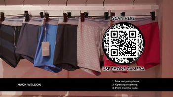 Mack Weldon TV Spot, 'QR Code' - Thumbnail 3