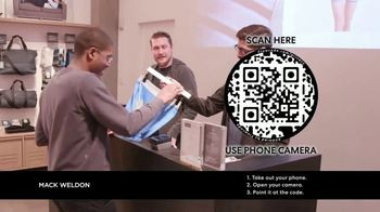 Mack Weldon TV Spot, 'QR Code' - Thumbnail 9