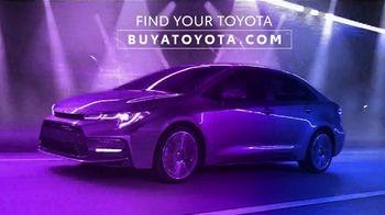 2020 Toyota Corolla TV Spot, 'Dear Catwalk' [T2]