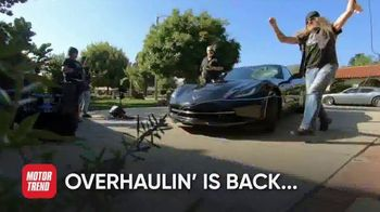 Motor Trend OnDemand TV Spot, 'Overhaulin'' - Thumbnail 3
