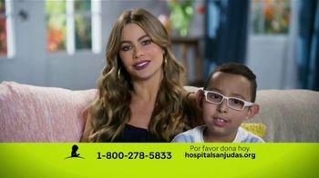St. Jude Children's Research Hospital TV Spot, 'Julián: siesta' con Sofía Vergara [Spanish] - 14 commercial airings