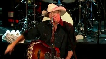 Alan Jackson Tour TV Spot, '2020 Nashville: Bridgestone Arena'
