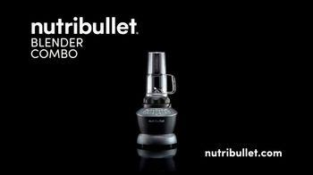 NutriBullet Blender Combo TV Spot, '1,200 Watts' - Thumbnail 10