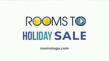 Rooms to Go Holiday Sale TV Spot, 'Reclining Leather Living Room' - Thumbnail 8