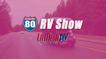 La Mesa RV I-80 RV Show TV Spot, '2019 Midwest Automotive Passage' - Thumbnail 1