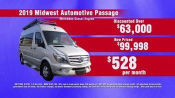 La Mesa RV I-80 RV Show TV Spot, '2019 Midwest Automotive Passage' - Thumbnail 3