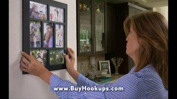 Hookups TV Spot, 'Damage-Free Hanging'
