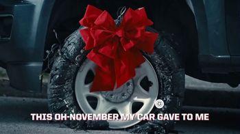 Big O Tires Oh-November Sale TV Spot, 'One Shredded Tire' - Thumbnail 3