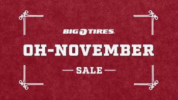 Big O Tires Oh-November Sale TV Spot, 'One Shredded Tire' - Thumbnail 7