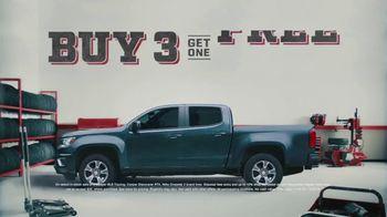 Big O Tires Oh-November Sale TV Spot, 'One Shredded Tire' - Thumbnail 8