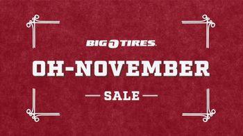 Big O Tires Oh-November Sale TV Spot, 'Two Flat Tires' - Thumbnail 7