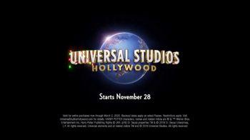 Universal Studios Hollywood TV Spot, 'Holidays' - Thumbnail 10