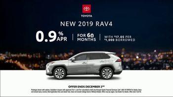 2019 Toyota RAV4 TV Spot, 'Dear Mean Streets' [T1] - 1 commercial airings