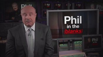 Phil in the Blanks TV Spot, 'Relationship Reality Check: Bad Spirit'
