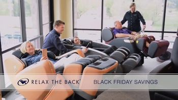 Relax the Back Black Friday Savings TV Spot, 'Celebrate Early: $500 Off Chairs' - Thumbnail 2