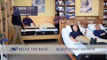 Relax the Back Black Friday Savings TV Spot, 'Celebrate Early: $500 Off Chairs' - Thumbnail 5