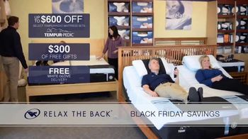 Relax the Back Black Friday Savings TV Spot, 'Celebrate Early: $500 Off Chairs' - Thumbnail 6