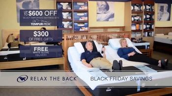 Relax the Back Black Friday Savings TV Spot, 'Celebrate Early: $500 Off Chairs' - Thumbnail 7