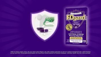 FDgard TV Spot, 'Meal-Triggered Indigestion' - Thumbnail 5