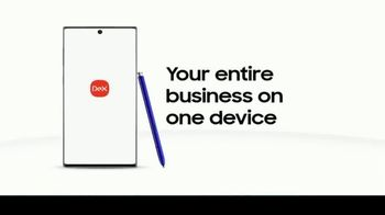 Samsung Galaxy Note10 TV Spot, 'Mobile Workspace Solutions: Airport Security' - Thumbnail 8