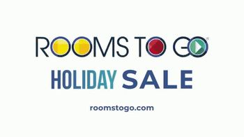 Rooms to Go Holiday Sale TV Spot, 'Five-Piece Bedroom Set: $899' - Thumbnail 8