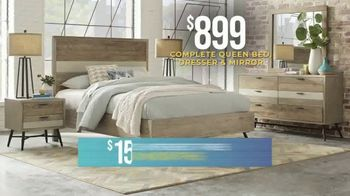 Rooms to Go Holiday Sale TV Spot, 'Five-Piece Bedroom Set: $899' - Thumbnail 2