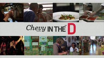 Chevrolet TV Spot, 'In the D: Gyros' [T2] - Thumbnail 1