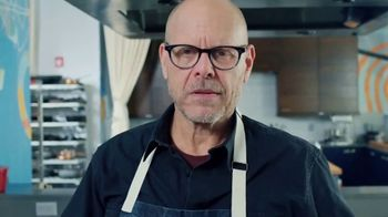 Food Network Kitchen App TV Spot, 'Thanksgiving With Alton Brown'