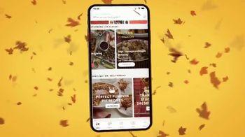 Food Network Kitchen App TV Spot, 'Thanksgiving With Alton Brown' - Thumbnail 4
