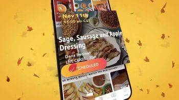 Food Network Kitchen App TV Spot, 'Thanksgiving With Alton Brown' - Thumbnail 6