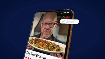 Food Network Kitchen App TV Spot, 'Get Cooking With a Little Help From Rachael' - Thumbnail 3