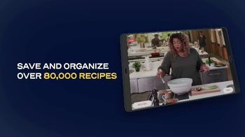 Food Network Kitchen TV Spot, 'Get Cooking With a Little Help From Rachael' - Thumbnail 4