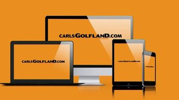 Carl's Golfland TV Spot, 'Not Santa' - Thumbnail 4