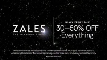 Zales Black Friday Sale TV Spot, 'Be the Diamond You Are: 30 to 50 Percent Off Everything' - Thumbnail 7