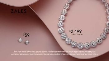Zales Black Friday Sale TV Spot, 'Be the Diamond You Are: 30 to 50 Percent Off Everything' - Thumbnail 8