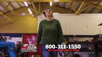 Tulsa Welding School TV Spot, 'Kayla: Career' - Thumbnail 1