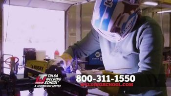 Tulsa Welding School TV Spot, 'Kayla: Career' - Thumbnail 3