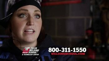 Tulsa Welding School TV Spot, 'Kayla: Career' - Thumbnail 4