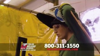 Tulsa Welding School TV Spot, 'Kayla: Career' - Thumbnail 7