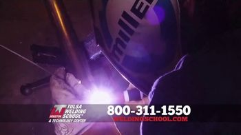 Tulsa Welding School TV Spot, 'Kayla: Career' - Thumbnail 8