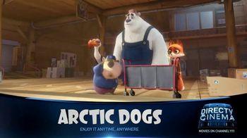 DIRECTV Cinema TV Spot, 'Arctic Dogs' - Thumbnail 4