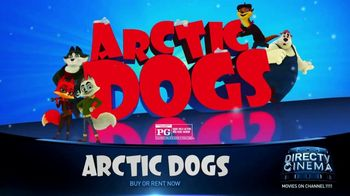 DIRECTV Cinema TV Spot, 'Arctic Dogs' - Thumbnail 7